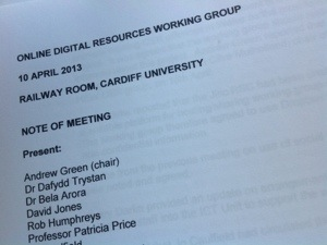 MOOCs and other animals in Wales: what do you think?