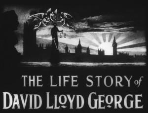 Lloyd George Title Frame
