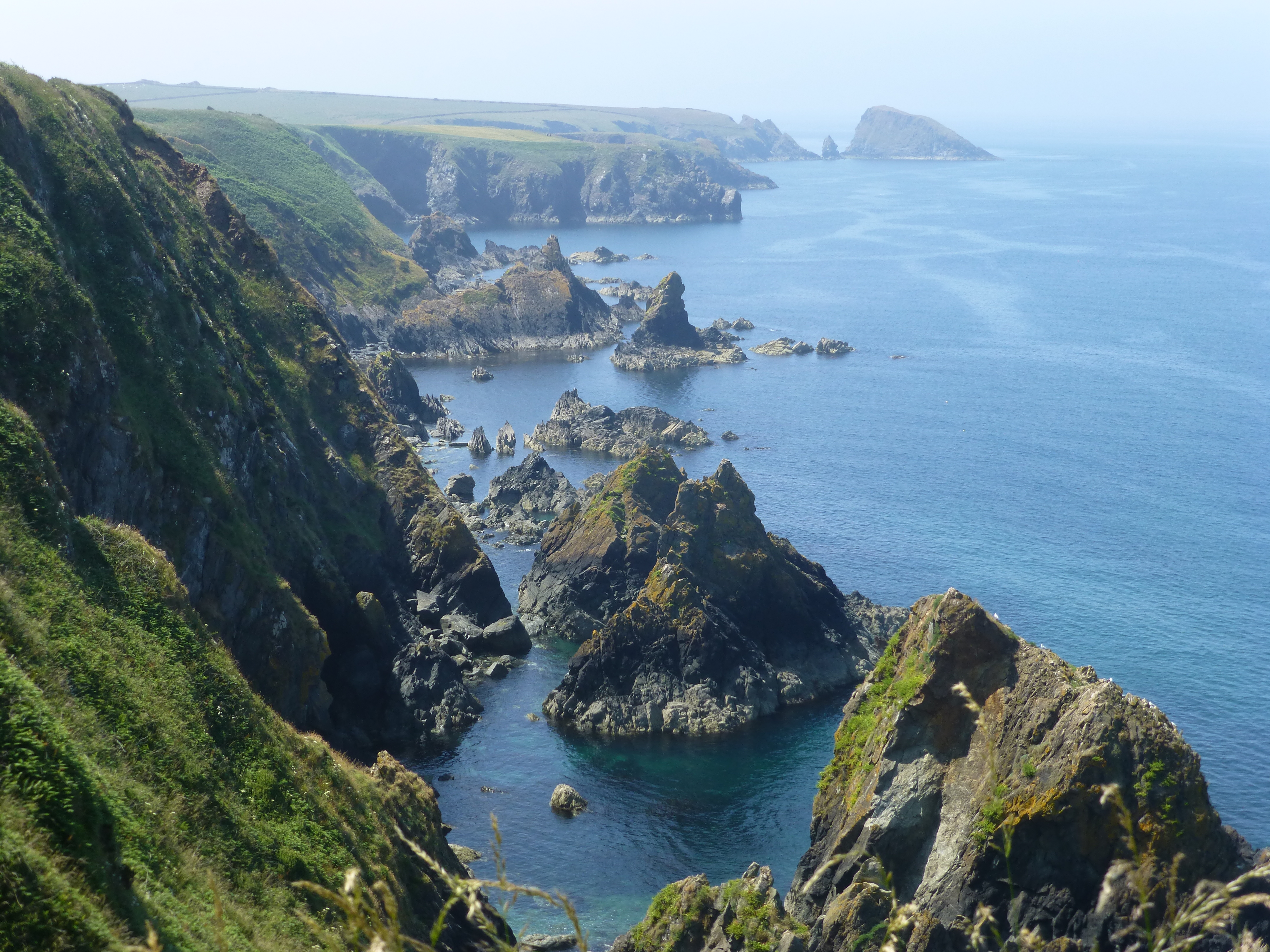 Pembrokeshire Coast Path Day 6 Gwallter
