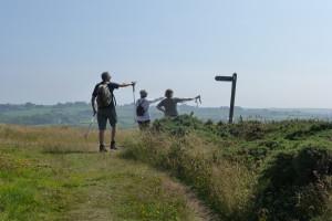 Pembrokeshire coast path: day 6