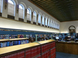 Cambridge University Library