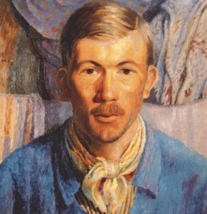 Dora Carrington, 'Gerald Brenan'