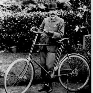 Edward Elgar (c1903)