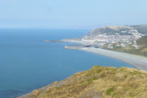 Ceredigion Coast Path, day 5