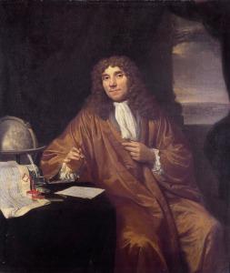 Anthonie van Leeuwenhoek (Jan Verkolje)