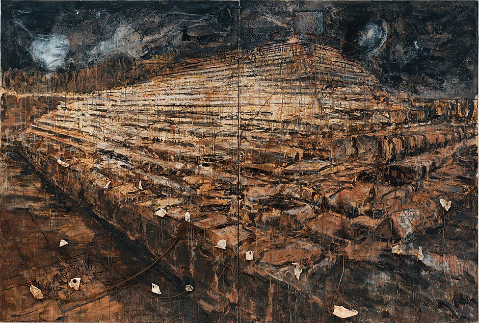 Anselm Kiefer, Osiris and Isis