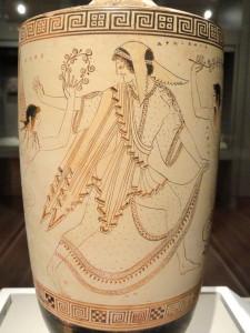 Atalanta lekythos
