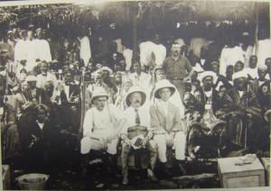 CWS visit to Sierra leone