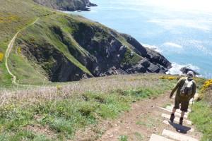 Pembrokeshire Coast Path, day 9