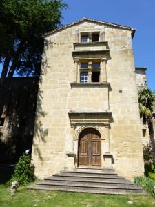 Château Magrin facade