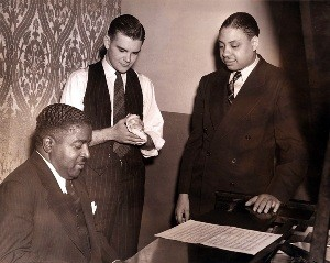 Big Joe Turner and Pete Johnson