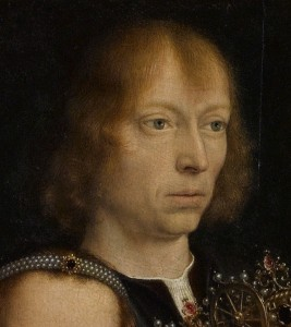 Gerard David self-portrait