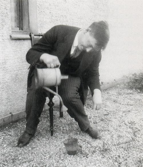 August Macke watering