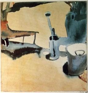 Paul Klee Garden still life 1910