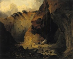 William Havell, Parys Mountain copper mine