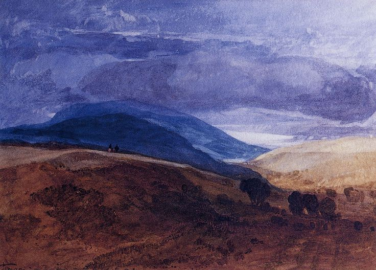 John Sell Cotman, Cader Idris (location unknown)