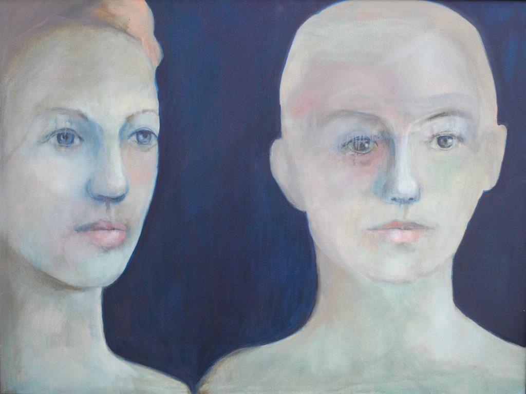 double-portrait