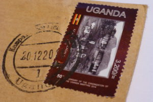A letter from Kampala