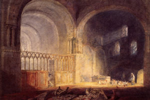 Turner at Ewenny: a political artist?
