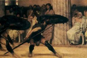 Alma-Tadema's uncarnal classics