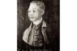 John Ystumllyn: an African in 18th century Eifionydd